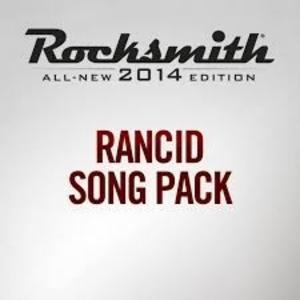 Rocksmith 2014 Rancid Song Pack