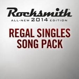 Rocksmith 2014 Regal Singles Song Pack
