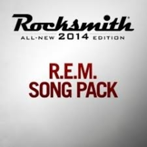 Rocksmith 2014 R.E.M. Song Pack