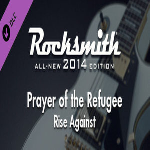Rocksmith 2014 Rise Against Prayer of the Refugee