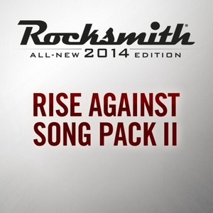 Rocksmith 2014 Rise Against Song Pack 2