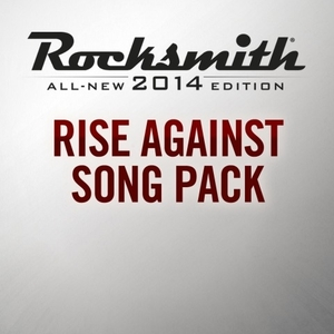 Rocksmith 2014 Rise Against Song Pack