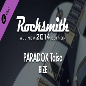 Rocksmith 2014 RIZE PARADOX Taiso