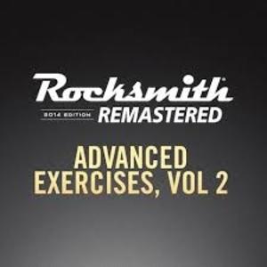 Rocksmith 2014 Rocksmith Advanced Exercise Vol 2