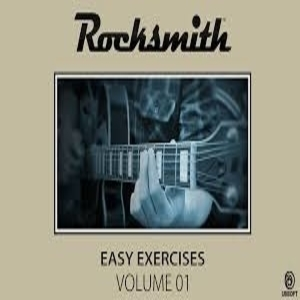 Rocksmith 2014 Rocksmith Easy Exercise Vol 1