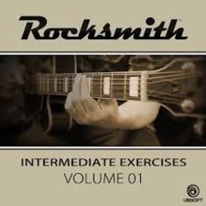Rocksmith 2014 Rocksmith Intermediate Exercise Vol 1