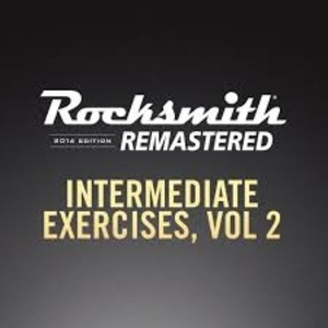 Buy Rocksmith 2014 Rocksmith Intermediate Exercise Vol 2 PS4 Compare Prices