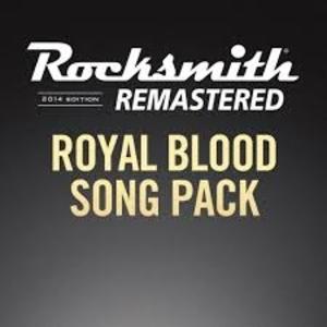 Rocksmith 2014 Royal Blood Song Pack