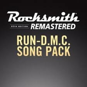 Rocksmith 2014 Run D.M.C. Song Pack