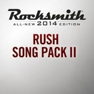 Rocksmith 2014 Rush Song Pack 2