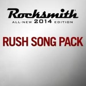 Rocksmith 2014 Rush Song Pack