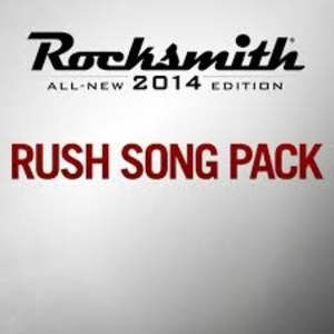 Rocksmith 2014 Rush Song Pack