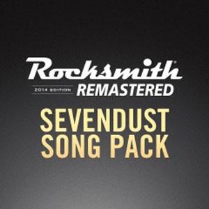 Rocksmith 2014 Sevendust Song Pack