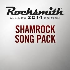 Rocksmith 2014 Shamrock Song Pack