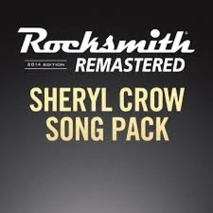 Rocksmith 2014 Sheryl Crow Song Pack