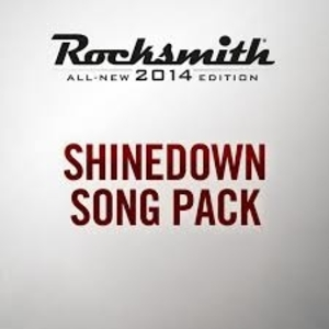 Rocksmith 2014 Shinedown Song Pack