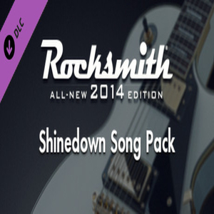 Buy Rocksmith 2014 Shinedown Song Pack CD Key Compare Prices