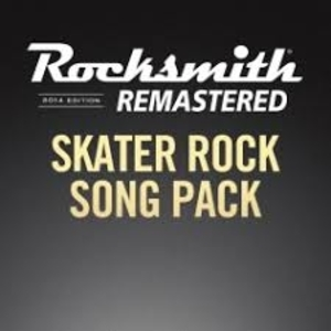 Rocksmith 2014 Skater Rock Song Pack