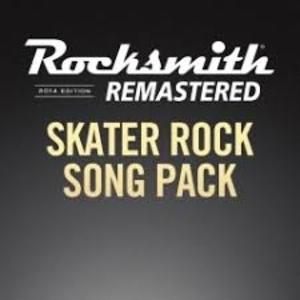 Rocksmith 2014 Skater Rock Song Pack