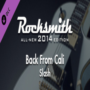 Rocksmith 2014 Slash featuring Myles Kennedy Back From Cali