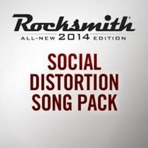 Rocksmith 2014 Social Distortion Song Pack