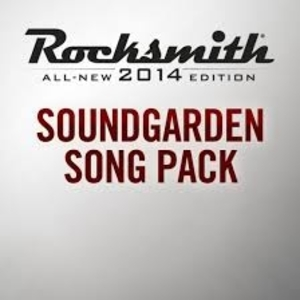 Rocksmith 2014 Soundgarden Song Pack