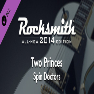 Rocksmith 2014 Spin Doctors Two Princes
