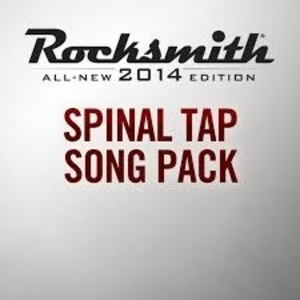 Rocksmith 2014 Spinal Tap Song Pack
