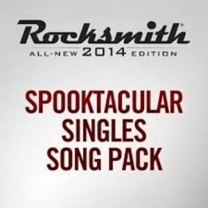 Rocksmith 2014 Spooktacular Singles Song Pack