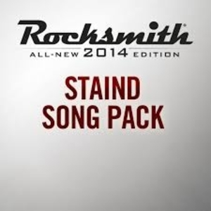 Rocksmith 2014 Staind Song Pack