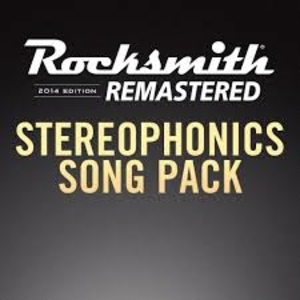 Rocksmith 2014 Stereophonics Song Pack