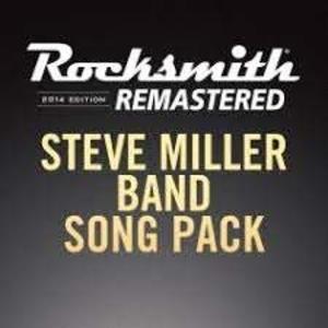 Rocksmith 2014 Steve Miller Band Song Pack