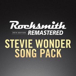 Rocksmith 2014 Stevie Wonder Song Pack