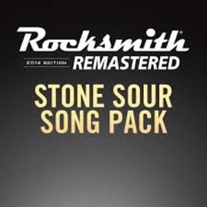 Rocksmith 2014 Stone Sour Song Pack