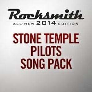 Rocksmith 2014 Stone Temple Pilots Song Pack