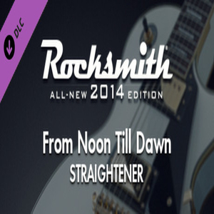 Rocksmith 2014 STRAIGHTENER From Noon Till Dawn