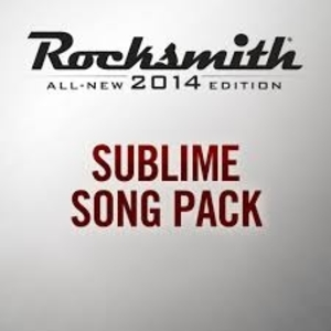 Rocksmith 2014 Sublime Song Pack