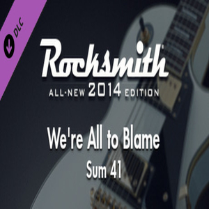 Rocksmith 2014 Sum 41 Were All to Blame