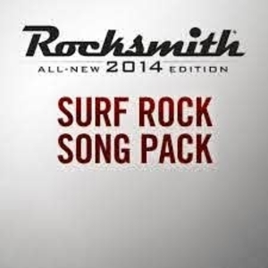 Rocksmith 2014 Surf Rock Song Pack
