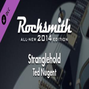 Rocksmith 2014 Ted Nugent Stranglehold