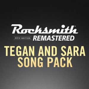 Rocksmith 2014 Tegan and Sara Song Pack