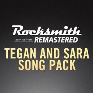 Rocksmith 2014 Tegan and Sara Song Pack