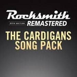 Buy Rocksmith 2014 The Cardigans Song Pack PS4 Compare Prices