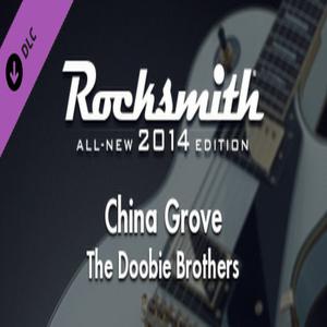 Rocksmith 2014 The Doobie Brothers China Grove