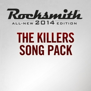 Rocksmith 2014 The Killers Song Pack