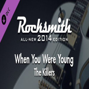 Rocksmith 2014 The Killers When You Were Young