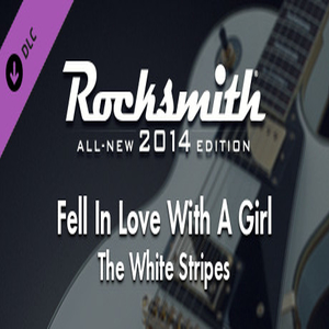 Rocksmith 2014 The White Stripes Fell in Love with a Girl