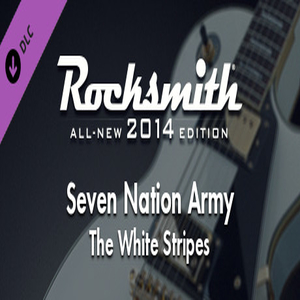 Buy Rocksmith 2014 The White Stripes Seven Nation Army CD Key Compare Prices
