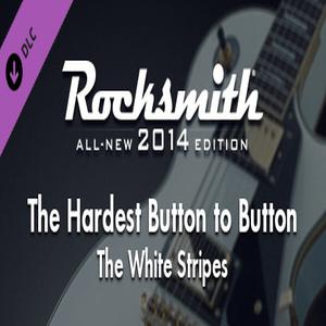 Rocksmith 2014 The White Stripes The Hardest Button to Button