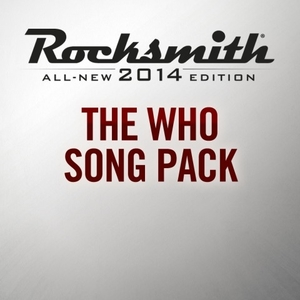 Rocksmith 2014 The Who Song Pack